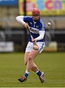 14 February 2016; Matthew Whelan, Laois. Allianz Hurling League, Division 1B, Round 1, Laois v Kerry. O'Moore Park, Portlaoise, Co. Laois. Picture credit: Paul Mohan / SPORTSFILE
