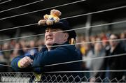 28 February 2016; Roscommon supporter Kevin Farrell from Elphin, Co. Roscommon, looks on during the game. Allianz Football League, Division 1, Round 3, Cork v Roscommon. Páirc Uí Rinn, Cork. Picture credit: Diarmuid Greene / SPORTSFILE