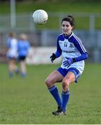 14 February 2016; Therese Scott, Monaghan.  Lidl Ladies Football National League, Division 1,  Monaghan v Dublin. Emyvale, Co. Monaghan. Picture credit: Oliver McVeigh / SPORTSFILE
