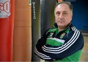9 March 2016; Irish National Coach Zaur Antia poses for a portrait before an IABA High Performance Squad training session. National Boxing Stadium, Dublin. Picture credit: Cody Glenn / SPORTSFILE