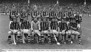 2 September 1979; The Kilkenny team. All-Ireland Senior Hurling Final, Kilkenny v Galway. Croke Park, Dublin. Picture credit: Connolly Collection / SPORTSFILE
