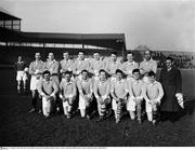 21 February 1960; The Ulster team. Railway Cup Senior Football Semi-Final, Leinster v Ulster, Croke Park, Dublin. Picture credit; Connolly Collection / SPORTSFILE