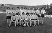 17 March 1975; The Ulster team. Munster v Ulster, Railway Cup Football Final, Croke Park, Dublin. Picture credit: Connolly Collection / SPORTSFILE