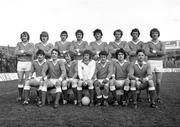 17 March 1975; The Munster team. Munster v Ulster, Railway Cup Football Final, Croke Park, Dublin. Picture credit: Connolly Collection / SPORTSFILE