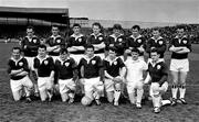 1966; The Galway team. Longford v Galway, National Football League Final, Croke Park, Dublin. Picture credit; Connolly Collection / SPORTSFILE
