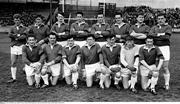 1966; The Longford team. Longford v Galway, National Football League Final, Croke Park, Dublin. Picture credit; Connolly Collection / SPORTSFILE