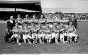 1965; The Tipperary team. National Hurling League Semi-Final, Tipperary v Waterford, Croke Park, Dublin. Picture credit; Connolly Collection / SPORTSFILE