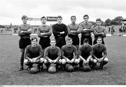 1965; The Bohemians team. FAI Shield, Shamrock Rovers v Bohemians, Glenmalure Park, Milltown, Dublin. Picture credit; Connolly Collection / SPORTSFILE