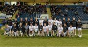 16 March 2016; The Tyrone squad. EirGrid Ulster GAA Football U21 Championship, Quarter-Final, Cavan v Tyrone, Kingspan Breffni Park, Cavan. Picture credit: Oliver McVeigh / SPORTSFILE