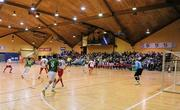 31 March 2010; A general view of the game. International Futsal Friendly, Republic of Ireland v Norway, National Basketball Arena, Tallaght, Dublin. Picture credit: Matt Browne / SPORTSFILE