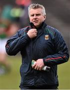 3 April 2016; Mayo manager Stephen Rochford. Allianz Football League Division 1 Round 7, Mayo v Down. Elverys MacHale Park, Castlebar, Co. Mayo. Picture credit: David Maher / SPORTSFILE