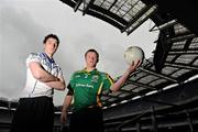 c73af2e95e9 6 April 2010; Vocational Colleges A Football Finalists Niall McParland, St.  Colmans,