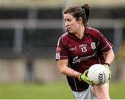 3 April 2016; Roisin Leonard, Galway. Lidl Ladies Football National League Division 1, Galway v Cork. St Jarlath's Stadium, Tuam, Co. Galway. Picture credit: Sam Barnes / SPORTSFILE