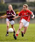 3 April 2016; Orla Finn, Cork. Lidl Ladies Football National League Division 1, Galway v Cork. St Jarlath's Stadium, Tuam, Co. Galway. Picture credit: Sam Barnes / SPORTSFILE