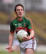 3 April 2016; Alan Stock, Mayo. Allianz Football League Division 1 Round 7, Mayo v Down. Elverys MacHale Park, Castlebar, Co. Mayo. Picture credit: David Maher / SPORTSFILE