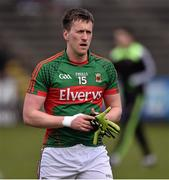 3 April 2016; Cillian O'Connor, Mayo. Allianz Football League Division 1 Round 7, Mayo v Down. Elverys MacHale Park, Castlebar, Co. Mayo. Picture credit: David Maher / SPORTSFILE