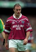 3 June 2001; Ger Heavin, Westmeath, Football. Picture credit; Ray Lohan / SPORTSFILE