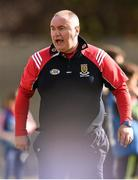 23 April 2016; Mayo manager Frank Browne. Lidl Ladies Football National League, Division 1, semi-final, Mayo v Kerry. St Brendan's Park, Birr, Co. Offaly. Picture credit: Ramsey Cardy / SPORTSFILE