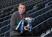 26 April 2016; Tipperary manager Gerry McGill at the Lidl Ladies Football National League Division 3 & 4 Media Day. Croke Park, Dublin. Picture credit: Sam Barnes / SPORTSFILE
