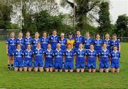 22 May 2010; The Munster squad. Ladies Football Interprovincial Championship Shield Final, Munster v Connacht, Kinnegad GAA Club, Co. Westmeath. Picture credit: Ray Lohan / SPORTSFILE
