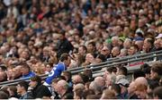 24 April 2016; Sean Johnston, Cavan, makes his way to the replacements bench after beiing substituted. Allianz Football League Division 2 Final, Tyrone v Cavan. Croke Park, Dublin.  Picture credit: Brendan Moran / SPORTSFILE