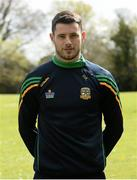 9 May 2016; In attendance at the launch of the 2016 Leinster GAA Senior Championships is Meath footballer Donal Keogan. Pearse Museum, Rathfarnham, Dublin. Picture credit: Sam Barnes / SPORTSFILE