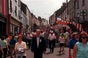 20 July 1997. Clones Town Centre on Ulster Final Day. Cavan v Derry, Ulster Football Final, Clones. Picture Credit: David Maher/SPORTSFILE.
