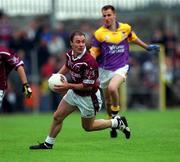 16 June 2001; Ger Heavin, Westmeath. Football. Picture credit; Ray McManus / SPORTSFILE