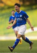 14 May 2016; Crumlin United's Dean Hurley celebrates after scoring his side's fourth goal of the game. FAI Intermediate Cup Final, Crumlin United v Letterkenny Rovers. Aviva Stadium, Dublin. Picture credit: Ramsey Cardy / SPORTSFILE