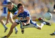 19 June 2010; Craig Rogers, Laois, in action against Seamus Kenny, Meath. Leinster GAA Football Senior Championship Quarter-Final Replay, Meath v Laois, O'Connor Park, Tullamore, Co. Offaly. Picture credit: Paul Mohan / SPORTSFILE