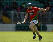 22 May 2016; Seamus Murphy of Carlow during the Leinster GAA Hurling Championship Qualifier, Round 3, at Netwatch Cullen Park, Carlow.  Photo by Sam Barnes/Sportsfile