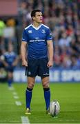 20 May 2016; Jonathan Sexton of Leinster during the Guinness PRO12 Play-off match between Leinster and Ulster at the RDS Arena in Dublin. Photo by Seb Daly/Sportsfile