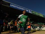 21 May 2016; Bundee Aki of Connacht during the Guinness PRO12 Play-off match between Connacht and Glasgow Warriors at the Sportsground in Galway. Photo by Stephen McCarthy/Sportsfile
