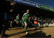 21 May 2016; Eoin McKeon of Connacht during the Guinness PRO12 Play-off match between Connacht and Glasgow Warriors at the Sportsground in Galway. Photo by Stephen McCarthy/Sportsfile