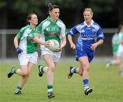 3 July 2010; Joanne O'Gorman, Limerick in action against Waterford. TG4 Ladies Football Munster Intermediate Championship Final, Waterford v Limerick, Castletownroche GAA Grounds, Castletownroche, Co. Cork. Picture credit: Matt Browne / SPORTSFILE
