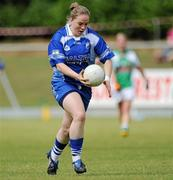 3 July 2010; Niamh Briggs, Waterford. TG4 Ladies Football Munster Intermediate Championship Final, Waterford v Limerick, Castletownroche GAA Grounds, Castletownroche, Co. Cork. Picture credit: Matt Browne / SPORTSFILE