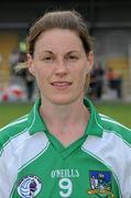 3 July 2010; Sandra Larkin, Limerick. TG4 Ladies Football Munster Intermediate Championship Final, Waterford v Limerick, Castletownroche GAA Grounds, Castletownroche, Co. Cork. Picture credit: Matt Browne / SPORTSFILE