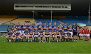 12 June 2016; The Tipperary squad prior to their Munster GAA Football Senior Championship Semi-Final match between Tipperary and Cork at Semple Stadium in Thurles, Co Tipperary. Photo by Piaras Ó Mídheach/Sportsfile