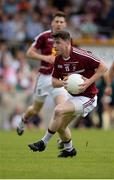 12 June 2016; John Connellan of Westmeath during the Leinster GAA Football Senior Championship Quarter-Final match between Westmeath and Offaly at Cusack Park in Mullingar, Co. Westmeath. Photo by Seb Daly/Sportsfile