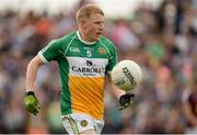 12 June 2016; Niall Darby of Offaly during the Leinster GAA Football Senior Championship Quarter-Final match between Westmeath and Offaly at Cusack Park in Mullingar, Co. Westmeath. Photo by Seb Daly/Sportsfile