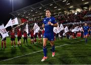 28 October 2017; Noel Reid of Leinster ahead of the Guinness PRO14 Round 7 match between Ulster and Leinster at Kingspan Stadium in Belfast. Photo by Ramsey Cardy/Sportsfile