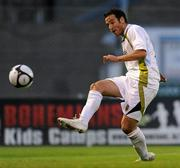 22 July 2010; Eamon Zayed, Sporting Fingal. UEFA Europa League Second Qualifying Round, 2nd Leg, Sporting Fingal v CS Marítimo, Dalymount Park, Dublin. Picture credit: Matt Browne / SPORTSFILE