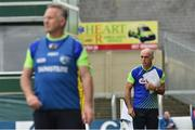 18 June 2016; Anthony Cunningham Laois selector watches the match GAA Football All-Ireland Senior Championship Qualifier Round 1A match between Laois and Armagh at O'Moore Park in Portlaoise, Co. Laois. Photo by Matt Browne/Sportsfile