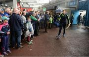 19 June 2016; Jason Forde of Tipperary arrives at the ground prior to the Munster GAA Hurling Senior Championship Semi-Final match between Limerick and Tipperary at Semple Stadium in Thurles, Co Tipperary. Photo by Daire Brennan/Sportsfile