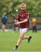 19 June 2016; Cian Delaney, St. Oliver Plunkett Eoghan Ruadh, Dublin, during the John West Féile na nGael, Division Three Final, at Leahy Park in Waller's-Lot, Co Tipperary. Photo by Matt Browne/Sportsfile