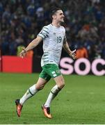 22 June 2016; Robbie Brady of Republic of Ireland at the end of the game during the UEFA Euro 2016 Group E match between Italy and Republic of Ireland at Stade Pierre-Mauroy in Lille, France. Photo by David Maher/Sportsfile