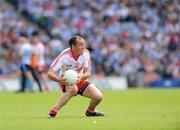 31 July 2010; Brian Dooher, Tyrone. GAA Football All-Ireland Senior Championship Quarter-Final, Tyrone v Dublin, Croke Park, Dublin. Picture credit: Ray McManus / SPORTSFILE