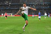 22 June 2016; Jeff Hendrick of Republic of Ireland during the UEFA Euro 2016 Group E match between Italy and Republic of Ireland at Stade Pierre-Mauroy in Lille, France. Photo by Stephen McCarthy/Sportsfile