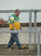 25 June 2016; Offaly supporter Mick McDonagh during the GAA Football All-Ireland Senior Championship Round 1B game between Offaly and London at O'Connor Park in Tullamore, Co Offaly. Photo by Piaras Ó Mídheach/Sportsfile
