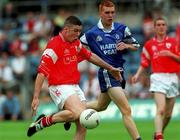 8 July 2001; Sean Kavanagh, Tyrone minor. Football. Picture credit; David Maher / SPORTSFILE
